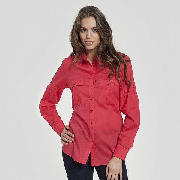 Dámska červená košeľa Big Star