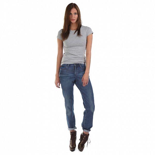Dámské modré džíny Big Star s nízkým sedem