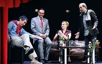 """Divadelní představení """"Konečně šťastná?"""" s 36% slevou!"""