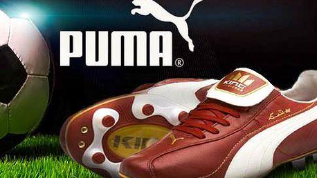 Kožené kopačky Puma King – 3 modely