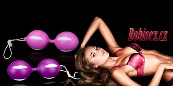 VENUŠINY KULIČKY Perfect- Balls Ball za pouhých 190 Kč! Perfect Balls Ball masírují, stimulují a vzrušují! Zpestřete si Váš intimní život a zlepšete sexuální prožitky se slevou 58%!