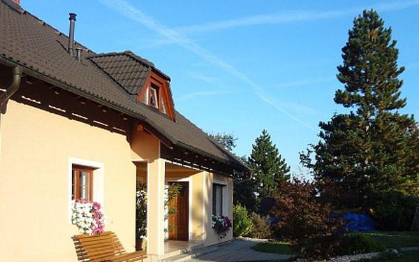Třídenní pobyt v Českém ráji v rodinném apartmánu Standard u Zlaté stezky