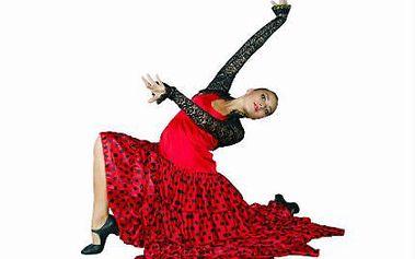 4 hodinové taneční lekce Salsy a Bachaty!