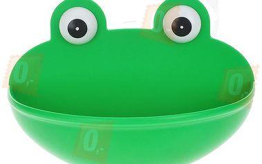 Originální držák na mýdlo a drobné předměty - žabka a poštovné ZDARMA! - 118