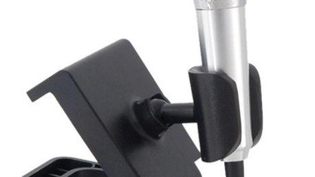Stříbrný mini mikrofon na notebook a poštovné ZDARMA! - 118