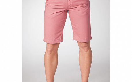 Pánské růžové bermudy Bendorff