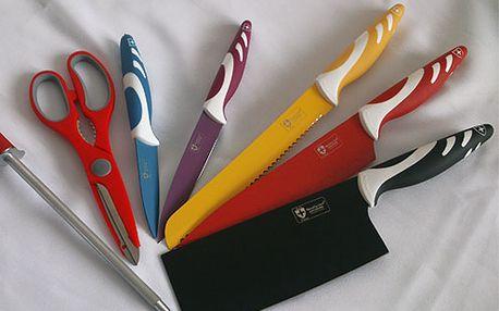 8-dielna sada profesionálnych nožov Royalty Line