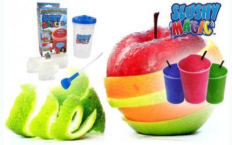 50% sleva na kouzelnou pomůcku, která promění každý nápoj na ledovou tříšť. Můžete do tříště přeměnit cokoli, co jen chcete - jogurt, mléko s müsli nebo cornflakes, komerční nápoje, džusy nebo jen obyčejnou vodu se šťávou.