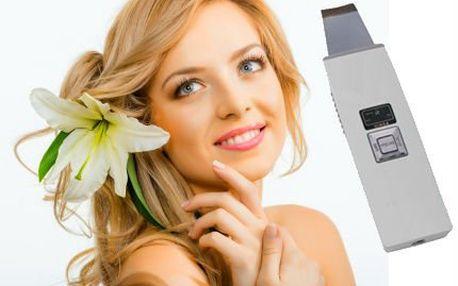 Ultrazvuková špachtle s adaptérem se slevou 71 %!