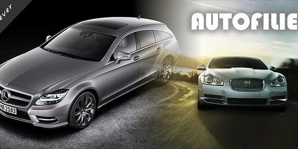 Kupon za 500 Kč na slevu 45% na AUTOFOLIE na změnu barvy vozu, které navíc slouží jako ochrana proti poškrábání a jiným vlivům počasí - slunečnímu světlu, větru, dešti!
