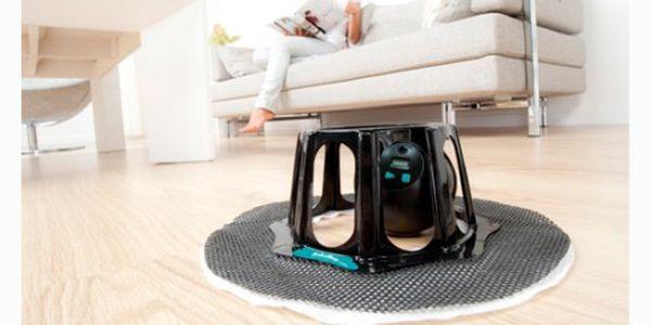 RoboMop Lola jen za 589 Kč! Usnadněte si úklid – ponechte ho na RoboMopu a technologii suchého čištění. Získejte více času na záliby či odpočinek a zpříjemněte si život díky RoboMopu Lola!