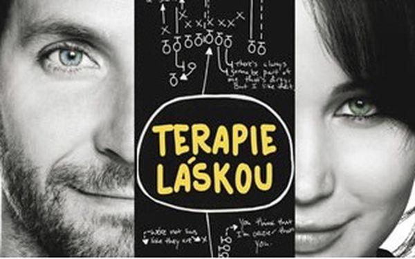 Romantická komedie Terapie Láskou v kině Lucerna Brno