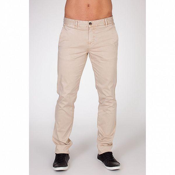 Pánské béžové chino kalhoty Bendorff