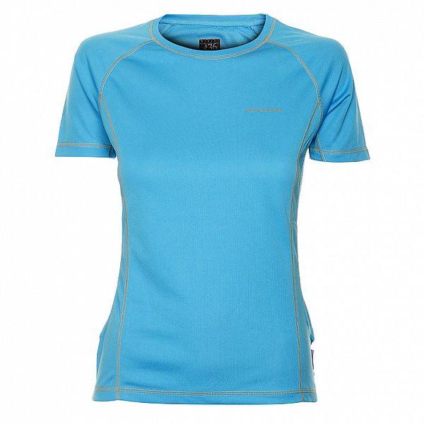 Dámske svetlo modré funkčné tričko Envy