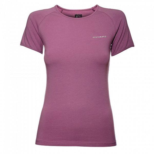 Dámské šeříkově fialové tričko Envy