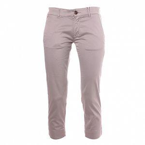 Dámské světle šedé capri kalhoty Refrigue