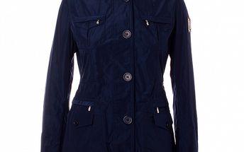 Dámský tmavě modrý kabátek Refrigue