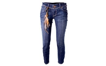 Dámské modré skinny džíny Baby Phat