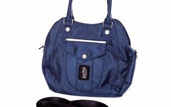 Dámská modrá kabelka Refrigue