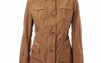 Dámský béžový kabátek Refrigue