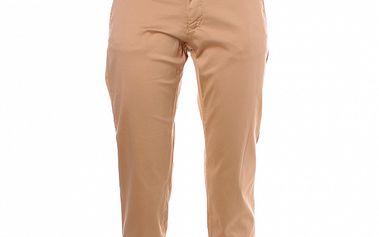 Dámské béžové capri kalhoty Refrigue