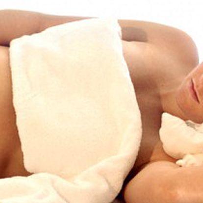 Celková těhotenská masáž v délce 60 minut