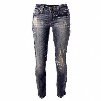 Dámske modré džínsy Baby Phat