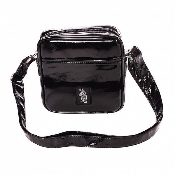 Dámská černá praktická taška od Refrigue