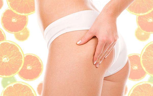 Anticelulitídny zábal s ručnoh lymfodrenážou nôh