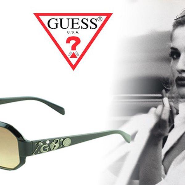 Luxusní dámské sluneční brýle značky Guess