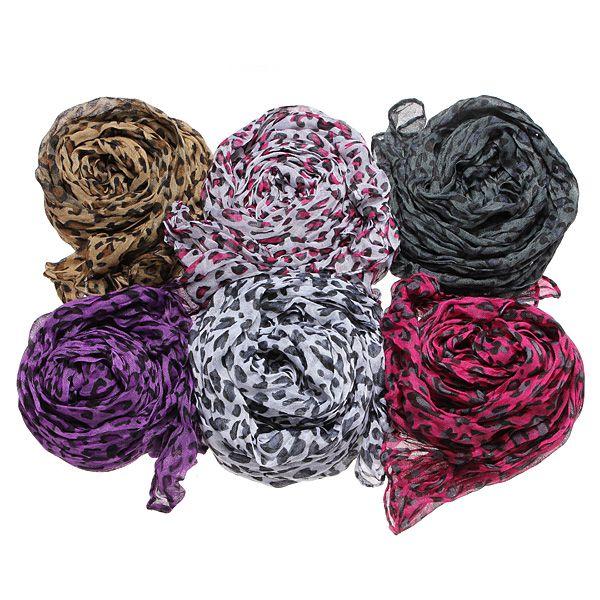 Leopardí šátek pro ženy a poštovné ZDARMA! - 120