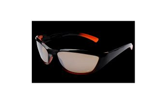 Sportovní brýle Alpine Pro černo-červené barevné sklo