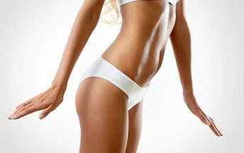 Laserové liposukce, lymfodrenáž a zábal!