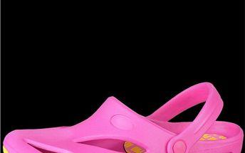 Dámské nazouvací boty Alpine Pro růžové