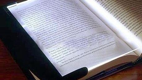 3 LED postranní lampa na knihu a poštovné ZDARMA! - 121