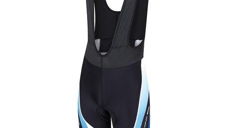 Pánský cyklistický dres Alpine Pro černo-modrý