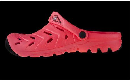 Pánské nazouvací boty Alpine Pro červené