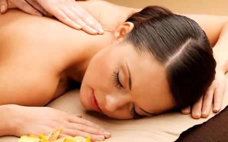Celková 70 minutová masáž se zaměřením na konkrétn...