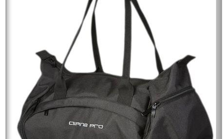 Sportovní taška Alpine pro černá s logem