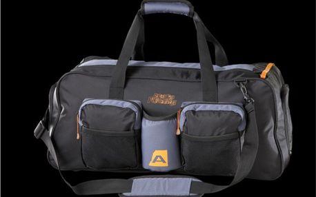 Sportovní taška Alpine Pro černá