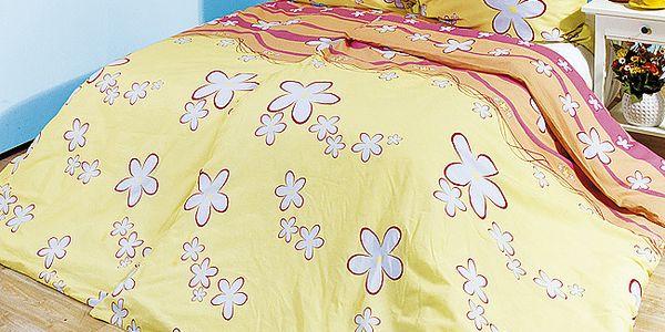 Bavlněné povlečení Felicita 70 x 90 cm, 140 x 220 cm