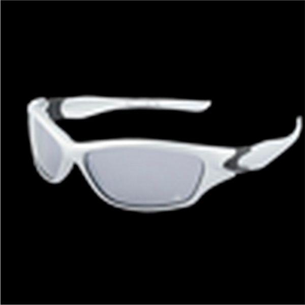 Dětské brýle Alpine Pro bílé