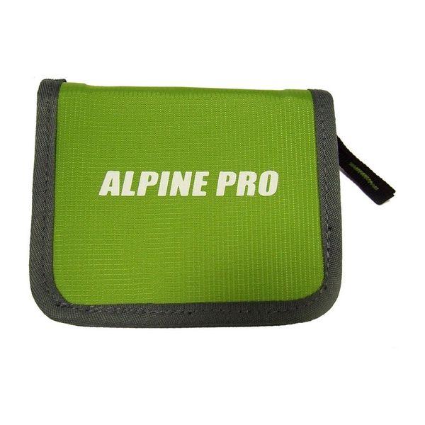 Peněženka Alpine Pro zelená