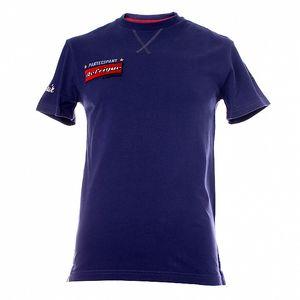Pánske modré tričko Refrigue s nášivkami