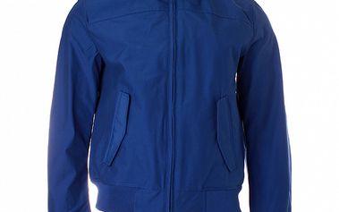 Pánska sýto modrá bunda Refrigue