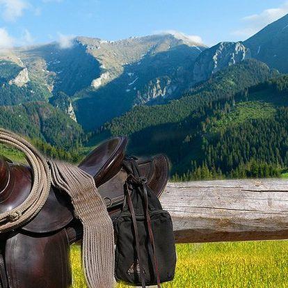 Třídenní pobyt pro dva v penzionu Western na Slovensku