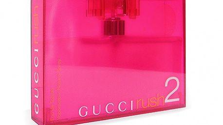 Gucci Rush2 toaletná voda pre ženy 75 ml s rozprašovačom za 31 € vrátane poštovného!