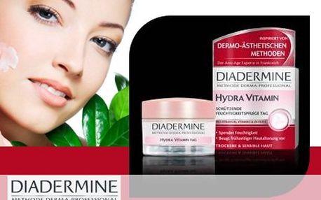 Diadermine Hydra Vitamin hydratační krém pro suchou pleť!