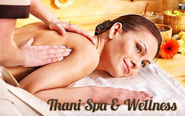 Hodinová thajská masáž celého těla