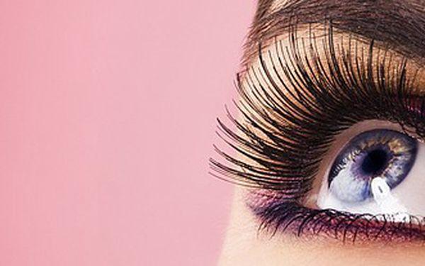 Prodloužení a zahuštění řas Blink lashes metodou řasa na řasu